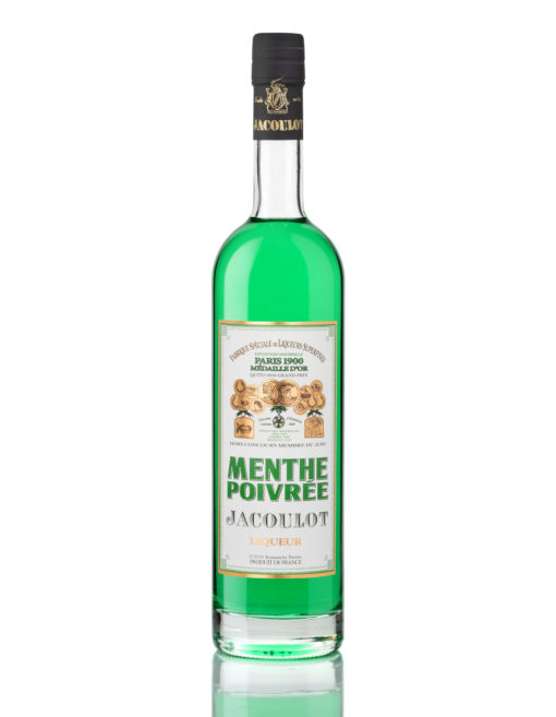 Jacoulot-liquor-mint-pepper
