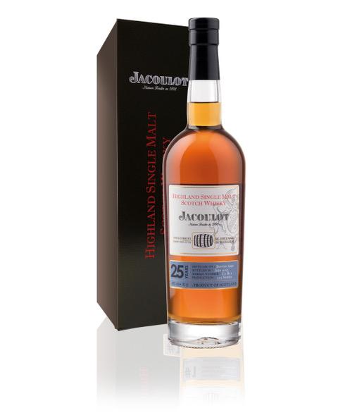 Jacoulot_Highland_Single_Malt_Scotch_Whisky_25_ans+coffret