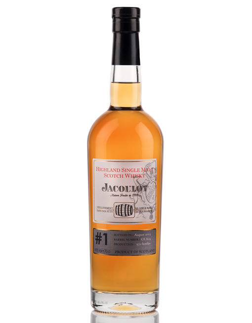 Jacoulot_Highland_Single_Malt_Scotch_Whisky_#1