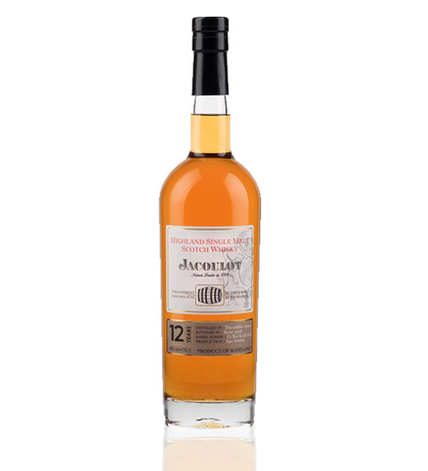 Jacoulot_Highland_Single_Malt_Scotch_Whisky_12ans