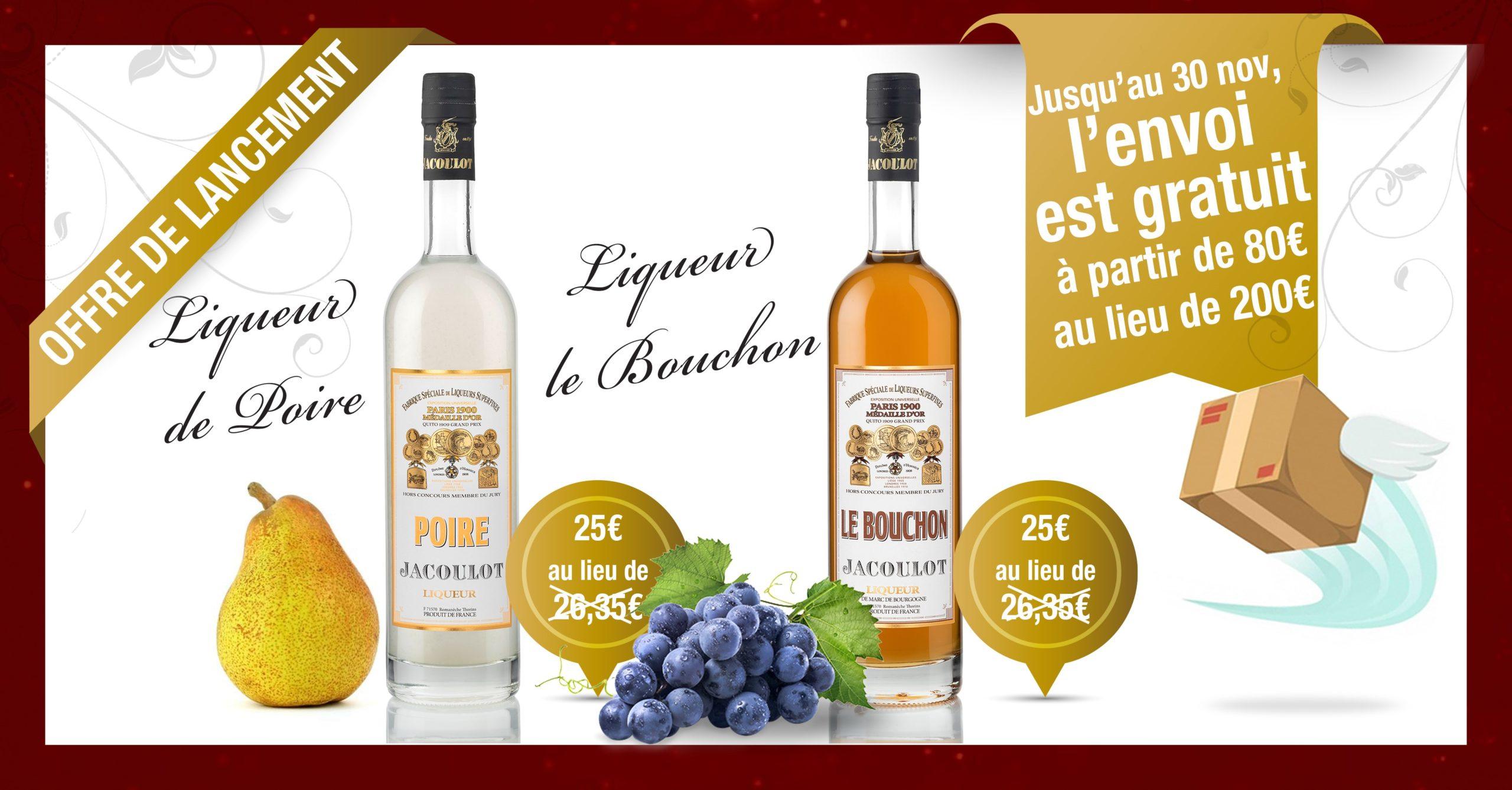 Jacoulot-Nouveautés-liqueur-Poire-liqueur-Bouchon